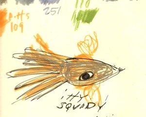 Itty Squidy