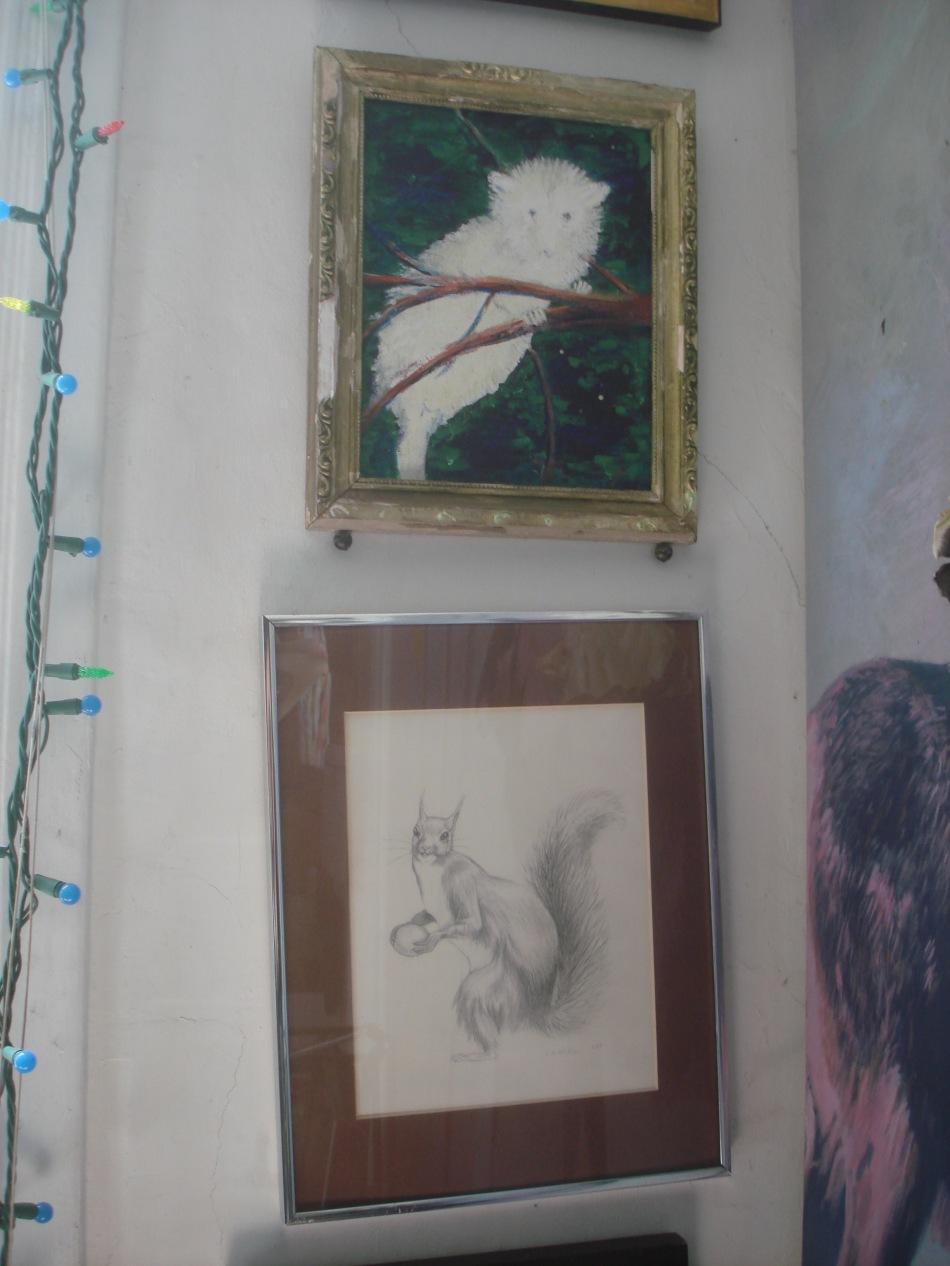 critters framed