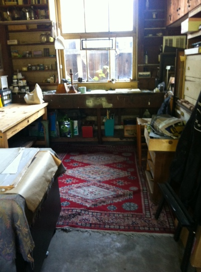 studio rug